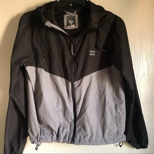 USED Billabong windbreaker